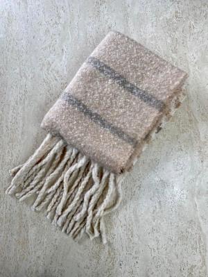 light striped scarfe Thumb
