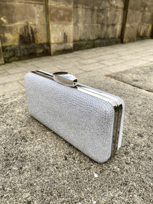 Silver bag Thumb