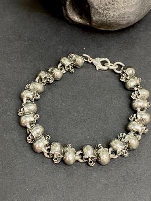 skull bracelet alchemy