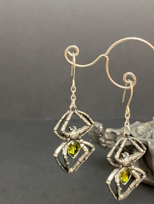 alchemy earrings